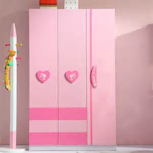 kleiderschrank rosa children pink wardrobe combination wardrobe closet