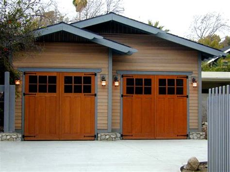 25 best ideas about craftsman garage door on pinterest