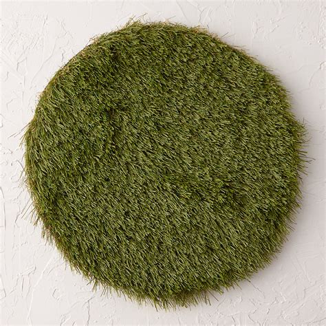 Grass Place Mats by Lawn Grass Placemats The Green