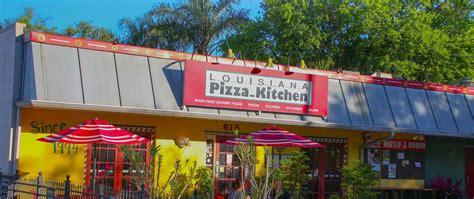 louisiana pizza kitchen new orleans pizza restaurant
