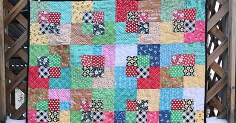 Five And Dime Quilt by Val S Quilting Studio Five And Dime Quilt Finish