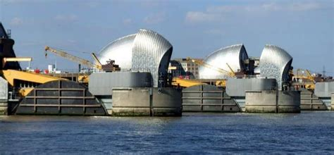 when will the thames barrier need replacing team2100 investigates structural condition of thames flood