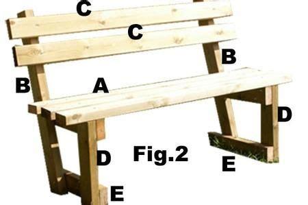 come realizzare una panchina fai da te con come realizzare una panchina fai da te md lavori con