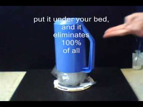 how to make a bed bug trap the co2 bedbug trap youtube