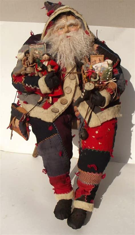 Handmade Santa Claus Dolls - 143 best images about on spun cotton