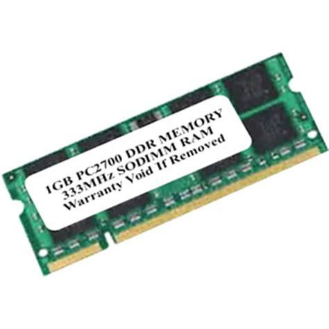 V Sodimm Ddram 1 Gb Pc 2700 1gb compaq presario r3000 v5000 v2000 nx9020 memory ram sodimm laptop pc2700 333 ebay