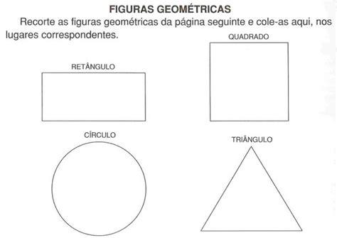 figuras geometricas nombres en ingles actividades de figuras geometricas de preescolar imagui