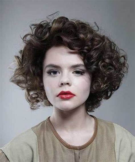 short hairstyles for really thick hair short hairstyle 2013 15 short thick curly hair short hairstyles haircuts 2017