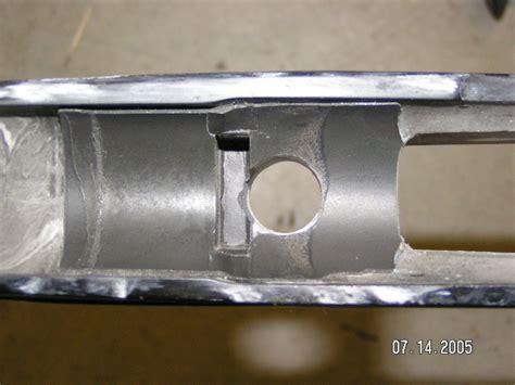 pillar bedding a bolt mcmillan stock