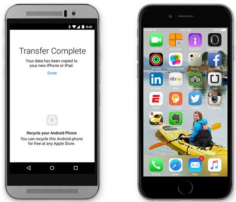 iphone to android how to switch from android to iphone 6 6s plus smoothly