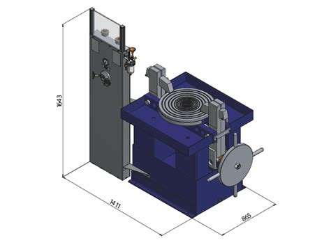 valve test bench svm 20 400