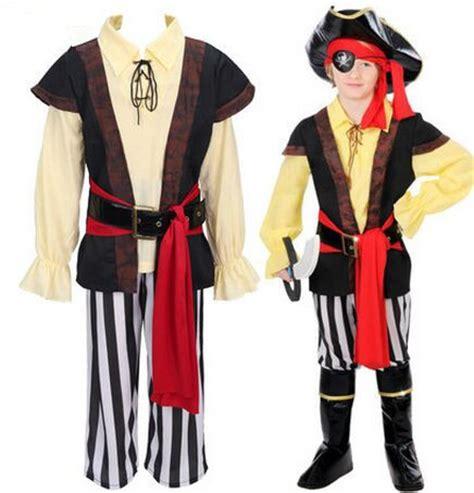 Setelan Costum Natal high quality grosir bajak laut kostum anak dari china
