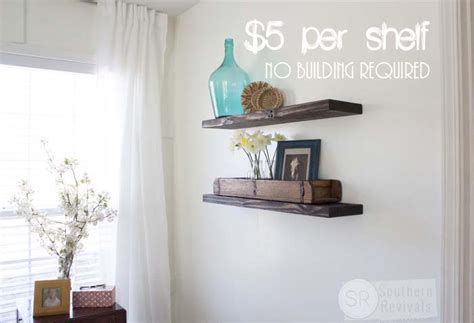 Cool Shelves Quick Easy Amp Budget Friendly Diy Floating Shelves