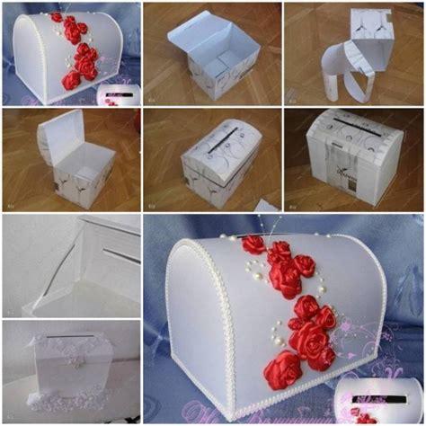 how to make a card board box how to make cardboard storage box diy tutorial
