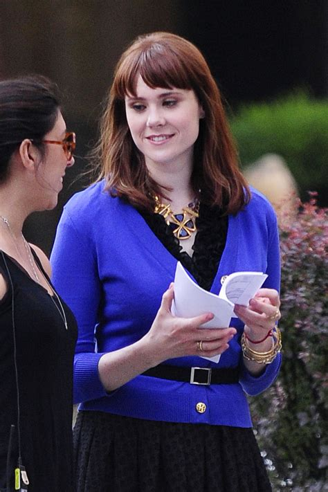 Kate Nash The New Musician Trendsetter by Kate Nash On The Set Of Syrup In Nyc Zimbio
