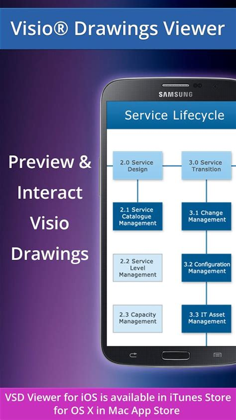 android visio viewer vsd viewer for visio drawings 1 0 1 android