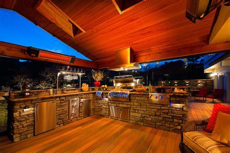 Colorado Springs Outdoor Kitchen Contemporary Deck denver by Mosaic Outdoor Living