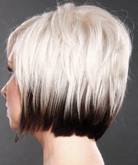 name of hair trend blonde on bottom i love this always liked it yet with black on top blond