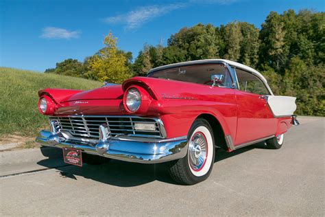 Ford Fairlane by 1957 Ford Fairlane Fast Classic Cars