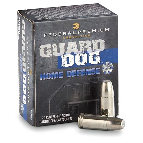 federal guard 9mm federal premium guard 9mm luger efmj 105 grain 20 rounds 206303 9mm ammo at
