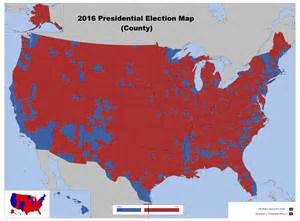 us election map by county 2016 presidential election map county by louisthefox on