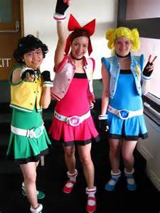10 power puff girls group costume ideas hative