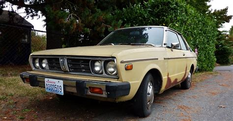 1978 datsun 510 for sale seattle s parked cars 1978 datsun 510