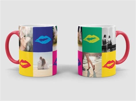 mug design for lovers personalized love mugs print create custom romantic