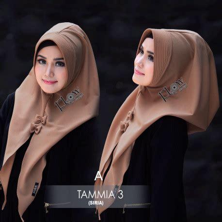 Jilbab Tammia Ranti Ori Flow pusat jilbab kerudung hoodie terbaru model jilbab