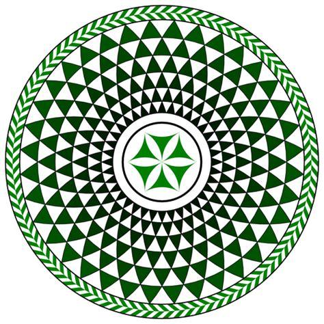pattern color tikz mosaic from pompeii tikz exle