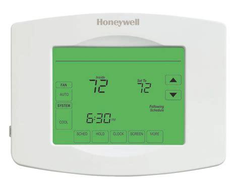 honeywell thermostat fan won t turn why your digital thermostat s screen has blank kilowatt