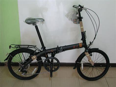 Spare Part Sepeda Wimcycle dahon dlt x 1 folding bike 20 quot harga rp 1 700 000 sarana sepeda