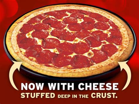 Qookie Lab Cheesy Oreo 200gr pizza hut releases new stuffed crust pan pizza serious eats