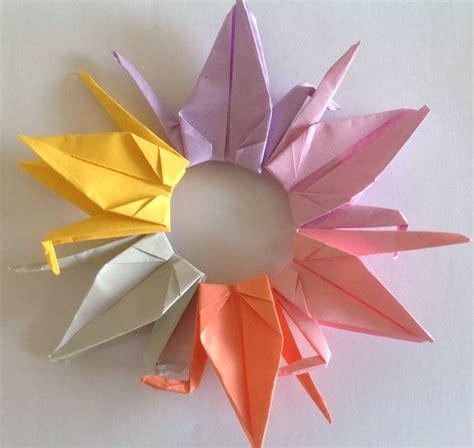1000 Origami Paper - 1000 5 5 origami cranes paper cranes wedding decoration
