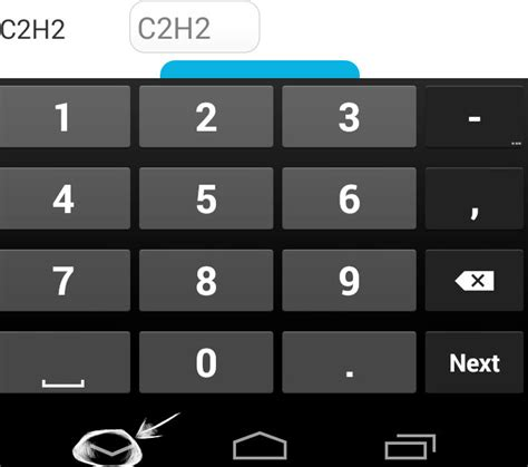 android keyevent android what is the key code for hide keyboard button stack overflow