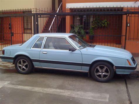 Cobra Auto Pe As Cinas by 1980 Ford Mustang Ghia