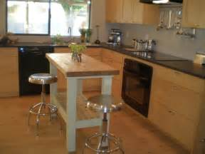 charming kitchen island on wheels with seating and islands