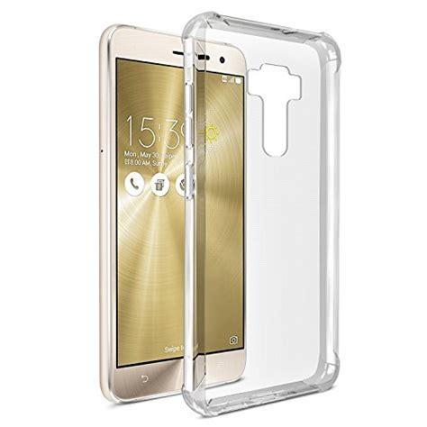 Zenfone 3 5 5 Ze552kl Anti Anti Shock Fuze Tpu 18 galleon sparin asus zenfone 3 ze552kl 5 5 inch pack of 2 precise design anti