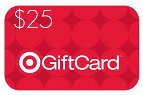 Facebook Target Gift Card - 25 target gift card giveaway
