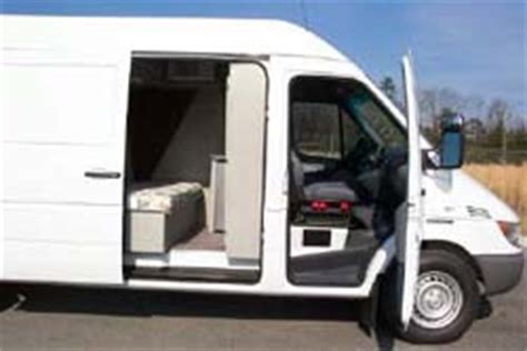 Sleeper Vans by Big Comfort In A Cargo Expeditersonline