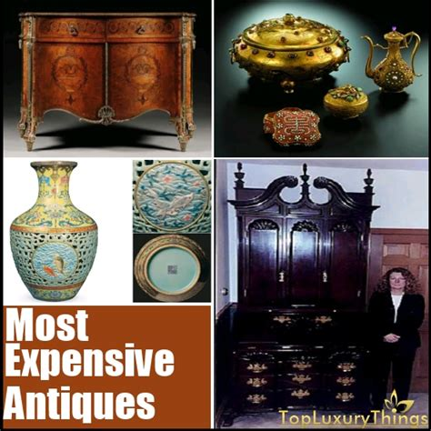 10 most expensive antiques ever sold diy top luxury things