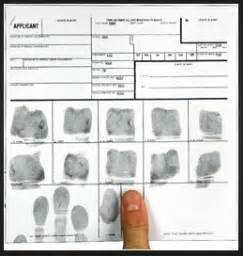 Fingerprint Background Check What Shows Up Background Checks And Fingerprints Noisyroom Net