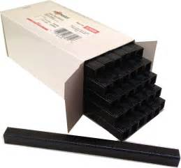 spotnail black c06 upholstery wire staple tts
