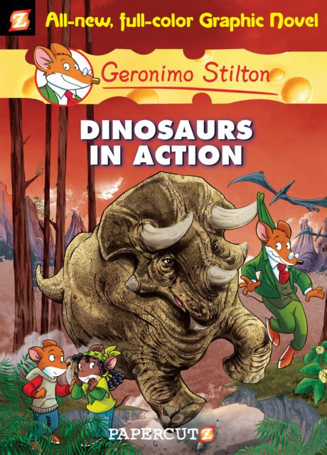 tamer 2 king of dinosaurs volume 2 books geronimo stilton volume comic vine