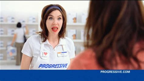 progressive commercial actress flo progressive tv commercial awkward family photo ispot tv