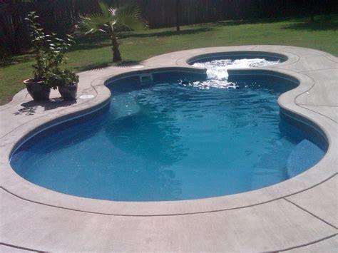 malibu pools malibu medium fiberglass inground viking swimming pool