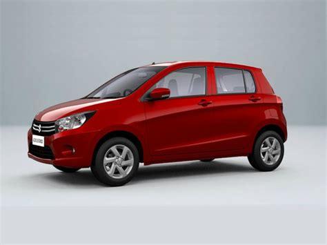 Maruti Suzuki Celerio Images Maruti Celerio Price Pictures Comparison With I10 Wagon R