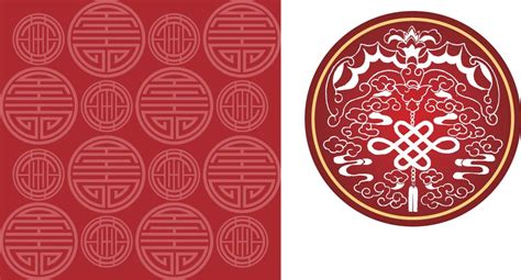 chinese pattern frame vector free chinese style pattern vector free vector 4vector