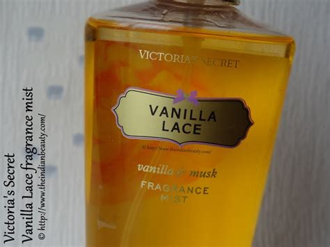 Parfum Secret Vanilla s secret vanilla lace fragrance mist review