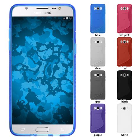 J510 Samsung J5 2016 Casing Cover Ipacky Original Back Softcase for samsung galaxy j5 2016 j510 cover display protective foils included ebay